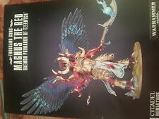 WARHAMMER 40K THOUSAND SONS MAGNUS THE RED DAEMON PRIMARCH OF TZEENTCH - NEW