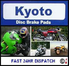Kawasaki ZZR 600 (1993-2007) 'Kyoto Rear Brake Pads (1xSet) 'FA192 ZZR600 E1-E13