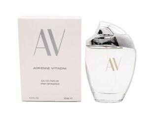 AV by Adrienne Vittadini 3 oz EDP Perfume for Women New In Box