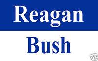 Ronald Reagan George Bush Election 1980 Reprint Campaign 11 x 17 Poster
