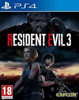 Resident Evil 3 Remake (PS4) IN STOCK Brand New & Sealed