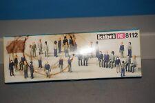 RF13] Kibri - Figuren-Set - 1/87 H0 - Nr. 8112 - in OVP