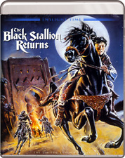 THE BLACK STALLION RETURNS NEW SEALE TWILIGHT TIME 3000 LIMITED EDITION  BLU-RAY