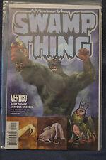 Swamp Thing v4 issue 4 from DC Vertigo Comics by Andy Diggle & Enrique Breccia.