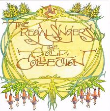 """The Regal Singers [Isle of Man] - """"The Gold Collection"""" - CD - 2005"""