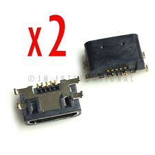 2X Nokia Lumia 900 Micro USB Charger Charging Port Dock Connector Replacement