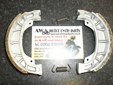 BRAKE SHOES FIT EASY RIDER CJ 50 1995-2001
