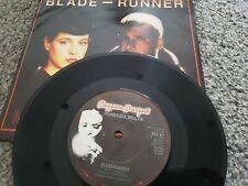 """MORRISEY MULLEN - BLADE RUNNER 7"""" VINYL SINGLE"""