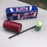 ROYAL MAGIC PHANTOM BLOCK (CA. 1950) / Vintage Close-Up Magic Trick