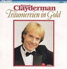 CD Richard Clayderman -Träumereien in Gold - TELDEC 1988 - Alt aber Topzustand