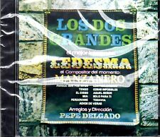 ROBERTO LEDESMA - INTERPRETA A MANZANERO - CD ORIGINAL