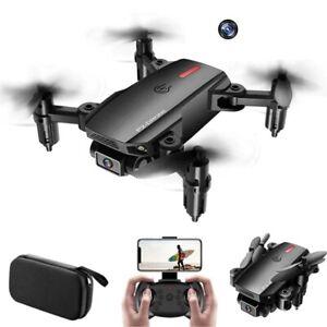Mini Drone Wide-Angle Single Camera 720p WIFI FPV Foldable RC Quadcopter.