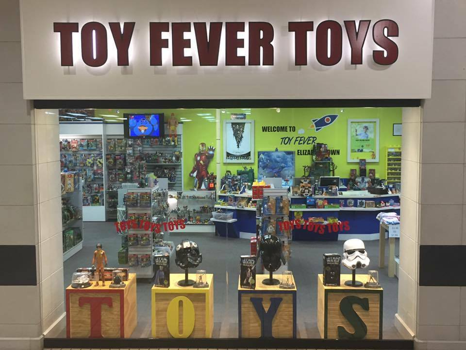 Toy Fever Toys