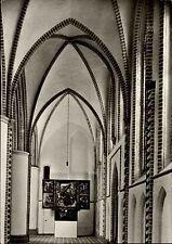 BUXTEHUDE Niedersachsen 50/60er Jahre St. Petri Kirche Echtfoto-AK Foto-Schmidt