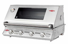 BeefEater Signature Series BBQ 4-Burner Built-In Gas Grill 3000S