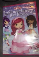 Strawberry Shortcake: The Glimmerberry Ball Movie ( DVD ) New