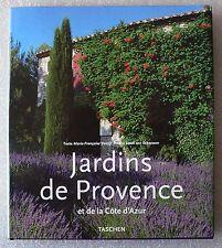 Jardins de Provence et de la Côte d'Azur - pour bibliophile