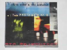 STEVE WYNN & THE MIRACLE -Static Transmission- 2xCD BOX