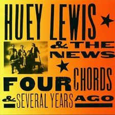Huey Lewis & the News-Four Chords & several years ago/Elektra CD 1994