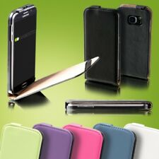For Samsung Galaxy Touch 9 N960F Flip Case Deluxe Case Cover Black New