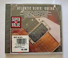 VINTAGE ATLANTIC BLUES : GUITAR - MINT SEALED 1986 ATLANTIC RECORDS CD ALBUM