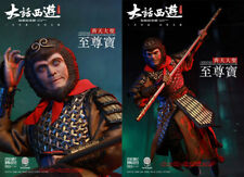 Inflames Toys LT-001 A Chinese Odyssey ZhiZunbao Monkey King 1/6 Figure INSTOCK