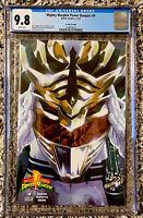 Mighty Morphin Power Rangers #9 CGC 9.8 1st App Lord Drakken 2nd print 2016 BOOM