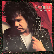 Gary Moore After the War orig record store 24x24 promo poster Thin Lizzy 1989