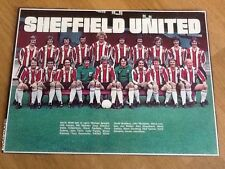 Sheffield United Surname Initial S Football Prints
