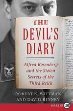 The Devil's Diary: Alfred Rosenberg and the Stolen Secrets of the Third Reich, K