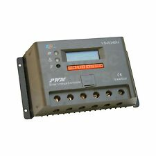 45A solar charge controller /regulator 12/24V with LCD display / monitor