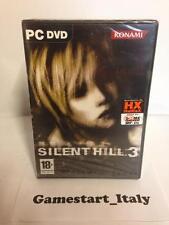 SILENT HILL 3 - PC - NUOVO SIGILLATO VERSIONE ITALIANA
