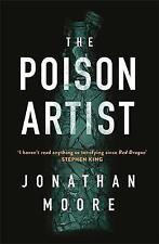 The Poison Artist by Jonathan Moore (Paperback, 2016)