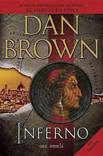Dan Brown Fiction Books in Spanish