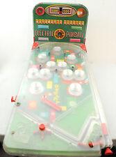 Vintage Marx Electric Pinball Game