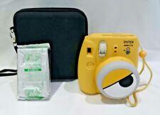 Instax Mini Despicable Me MiniON Polaroid Camera with Case and Film