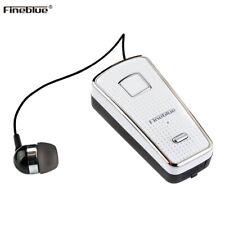 Portable Headset Talking Clip Earphone Bluetooth 5.0 Microphone Laptop Wireless