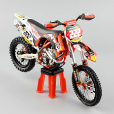 Automaxx 1:12 KTM SX-F 450 No.222 AMA Supercross Redbull Model Motocross Toys