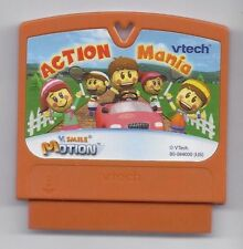 Vtech Vsmile Vmotion Action Mania game Cartriage