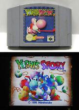 Nintendo 64 Yoshi's Story PAL NO BOX