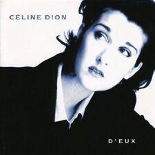 CD de musique chanson pour Pop Celine Dion