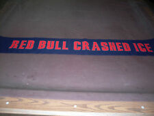 """RED BULL CRASHED ICE SCARF """"NEW"""""""
