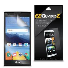 4X EZguardz NEW Screen Protector Skin Cover Shield 4X For LG K8 V VS500