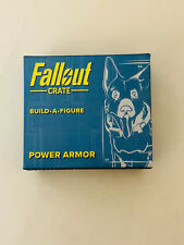 DOGMEAT 5/6 Power Armor Build a Figure Fallout Loot Crate EXCLUSIVE