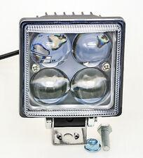 12V 12W CREE LED Spot Light Motorcycle Car Boat Off Road Headlight Waterproof
