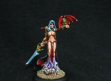 Reaper Miniatures, Eldessa,Necromancer (Metal) Painted D&D,Dark Sword,Hasslefree