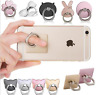 Round Finger Grip Ring Holder Stand for Apple iPhone 6 7 8 7 8 X Plus XR XS MAX