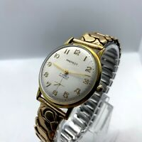Vintage Mechanical Prefect Incabloc Swiss Men's Watch