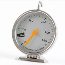 50-500°C Edelstahl Thermometer Backofen Grill Ofen Küchen Bratenthermometer Tool