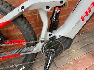 Haibike All Mountain 6 2021 Electric Full Suspension Mountain Bike, Yamaha PW-X2